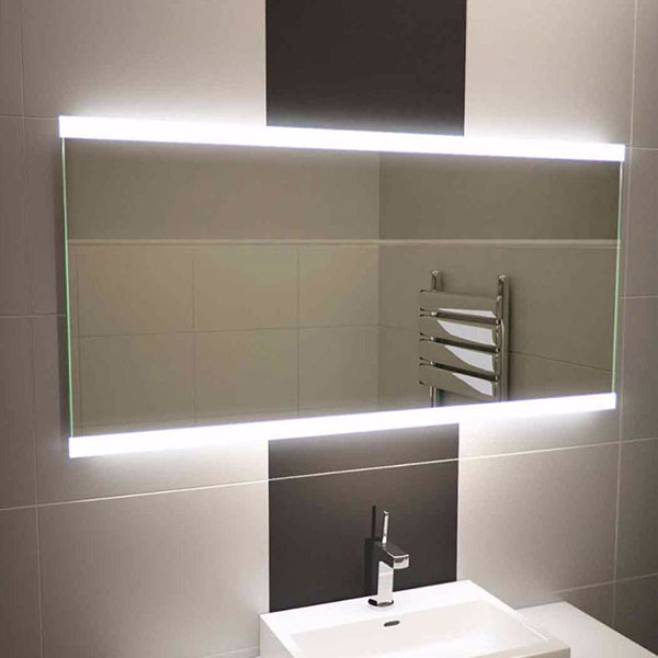 Backlit Mirror Wall Bathroom Led Vanity Mirror Dbs 20