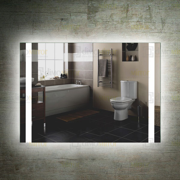 Best Wall Mount Lighted Vanity Mirror Dbs 18 China Led
