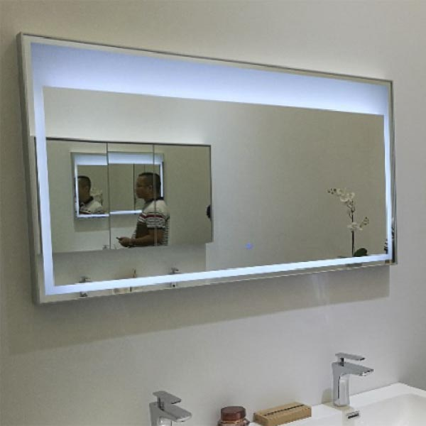 Various Designs Led Backlit Bathroom Mirror Wholesale Dbs