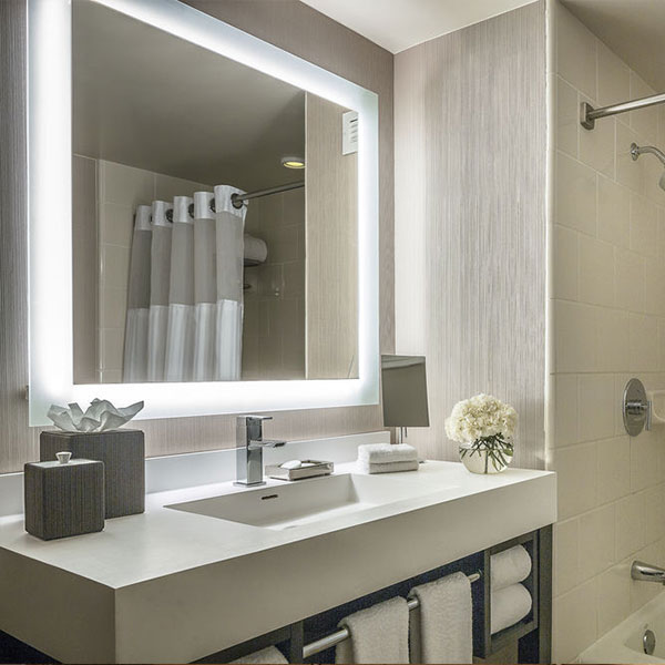 Ce Ul Led Backlit Bathroom Mirror Dbs 15 China Led