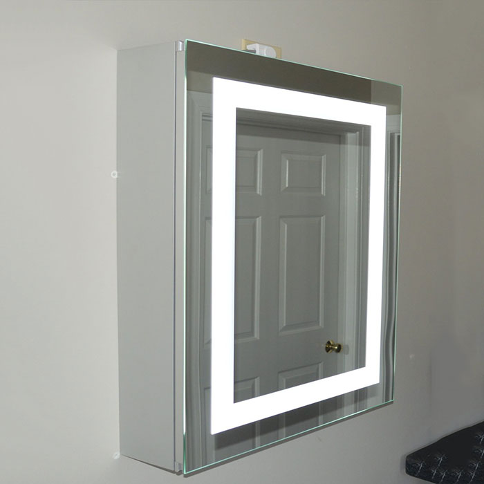 LED Bathroom Mirror Cabinet With Lights DTA-04 (3)