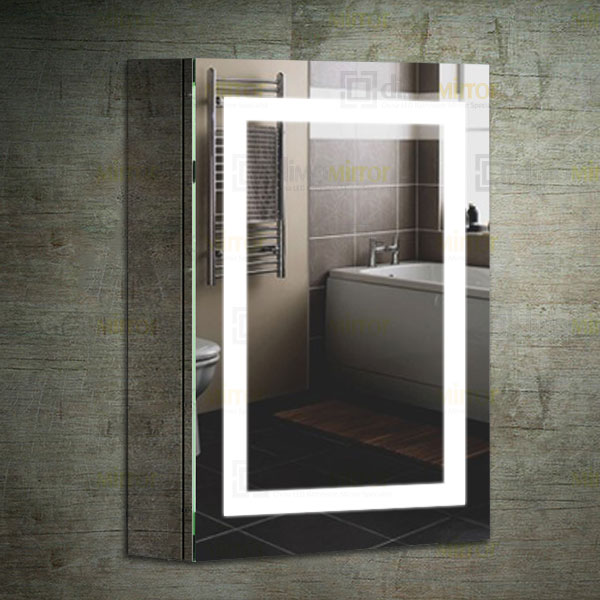 LED Bathroom Mirror Cabinet With Lights DTA-04