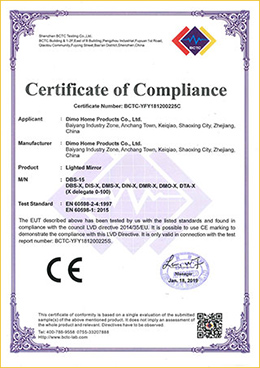 LVD-LED-Lighted-Illuminated-Mirror-CE-certificated