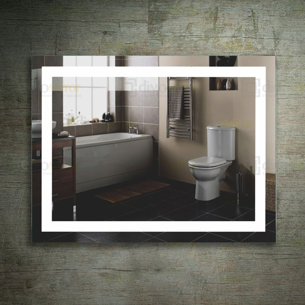 China LED Bathroom Mirror Factory Manufacturers Backlit Hotel Bathroom Mirrors LED Lighted Mirror Cabinet Suppliers Illuminated Medicine Cabinet Wholesale Infinity Mirror Supplier